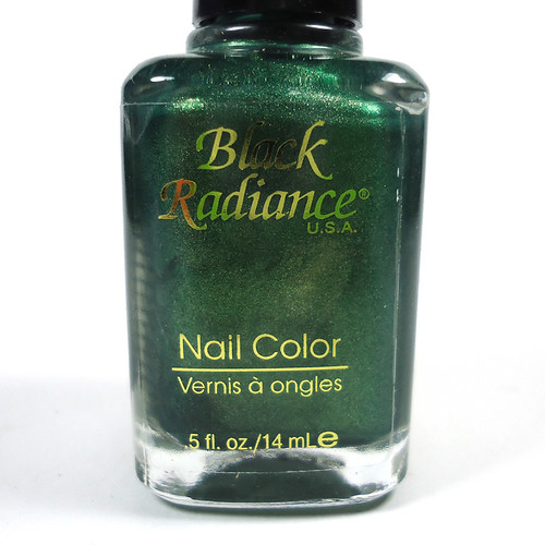 Black Radiance Seeing Green