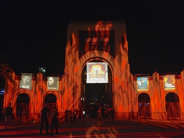 Halloween Horror Nights 2014 preview night at Universal Orlando