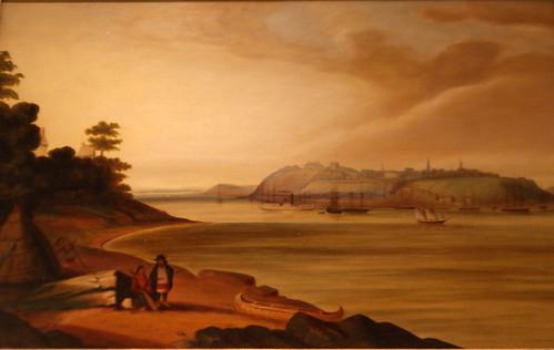 Cornelius Krieghoff.  [Quebec.] ([1863-1870])