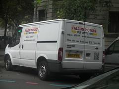 Falcon Motors Ford Transit, San Sebastian, Spain.