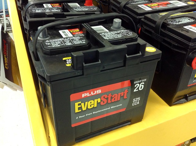 everstart car battery