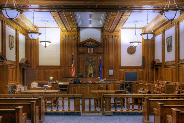 County Courtroom
