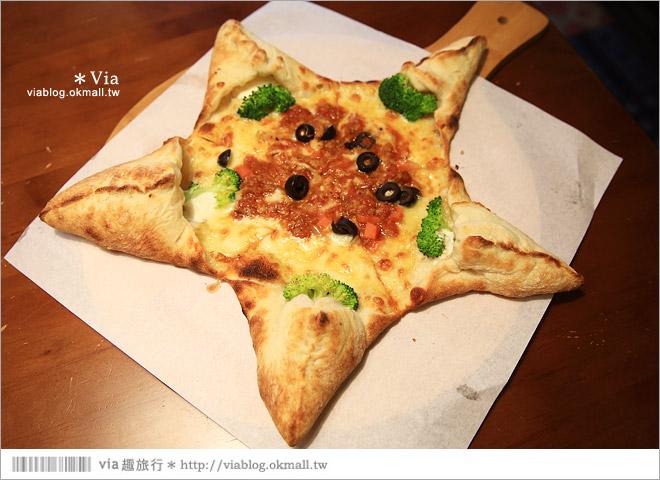 【彰化餐廳推薦】Pizza factory披薩工廠《員林店》~什麼!合作金庫不存錢改吃Pizza!34