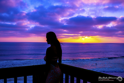 ocean sunset sky orange woman cloud sun water beautiful silhouette sunrise canon bay mar sand ray purple wave stunning 40mm breathtaking encinitas 6d