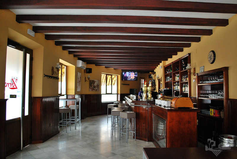 Comer en Tocina Bar El Zorro