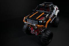LEGO Crawler.