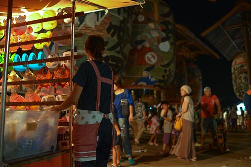 2014 A large paper lantern festival D600-203