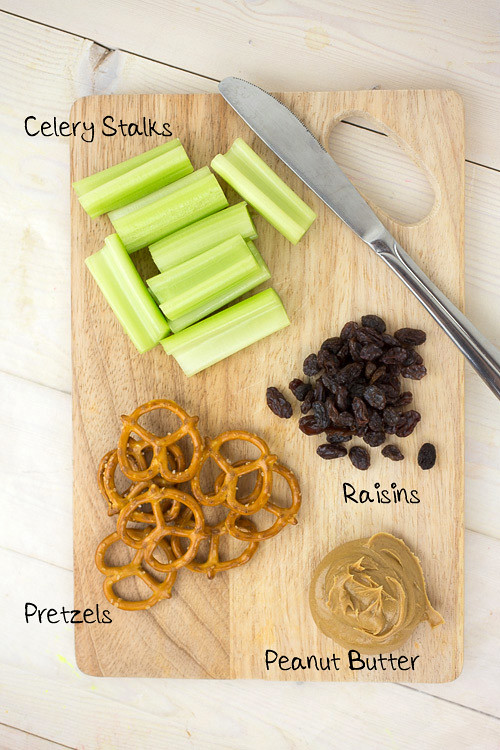 Easy Toddler Snack Ingredients