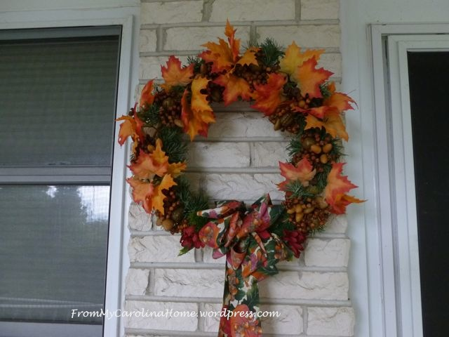 Fall Porch 3