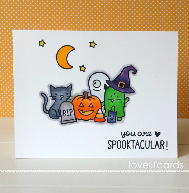 You are Spooktacular