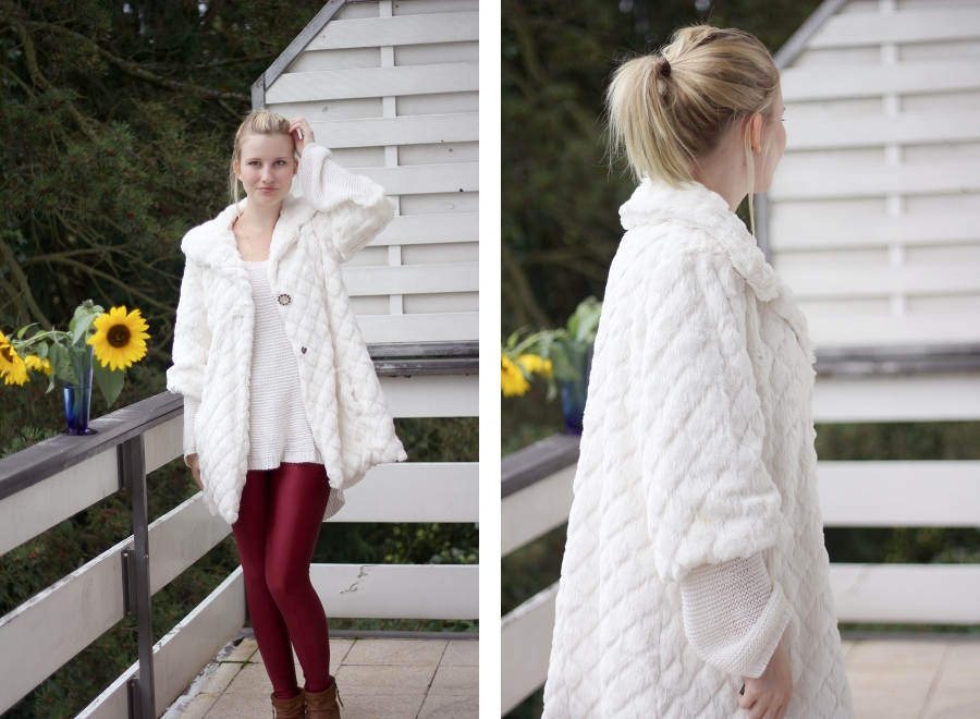 outfit-fur-coat-cozy-autumn-red-white-girly