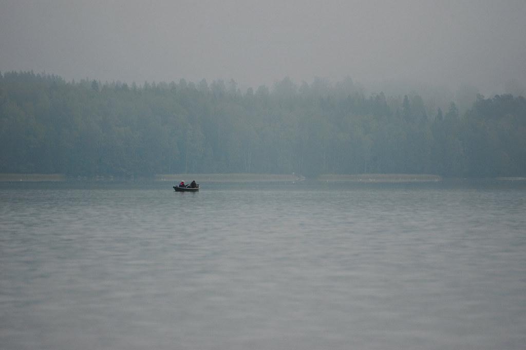 veneilemässä