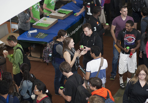 Spirit Week Activities Fall 2014 at College of DuPage 96