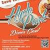 Join me for the #HydePark Dinner Crawl. Featuring @litehousegrill, @yushochicago, @zberryfroyo , #Cedars, #TheSitDown, #ShinjuSushi, #HydeParkProduce, #Cafe53 and #KimbarkBeverageShoppe on September 23rd.