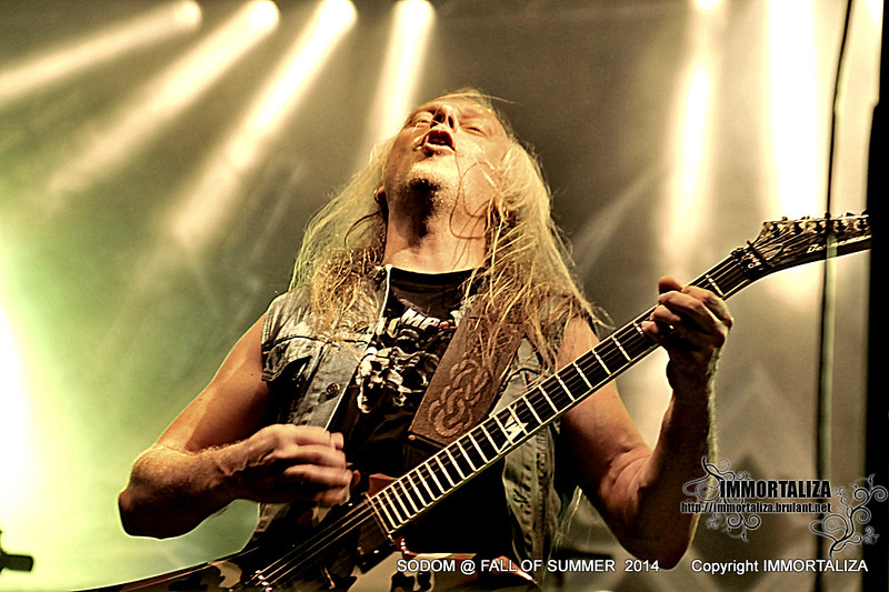 SODOM @ FALL OF SUMMER , Torcy France 5/6 septembre 2014 15256824046_76b7c05524_c