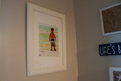 Kids' Beach Bathroom