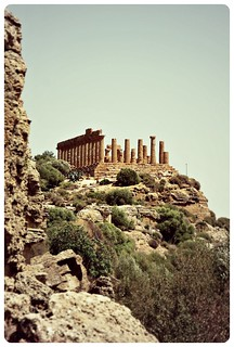 Valley of the Temples 在 Maddalusa 附近 的形象. italy ruins italia valley temples sicilia agrigento