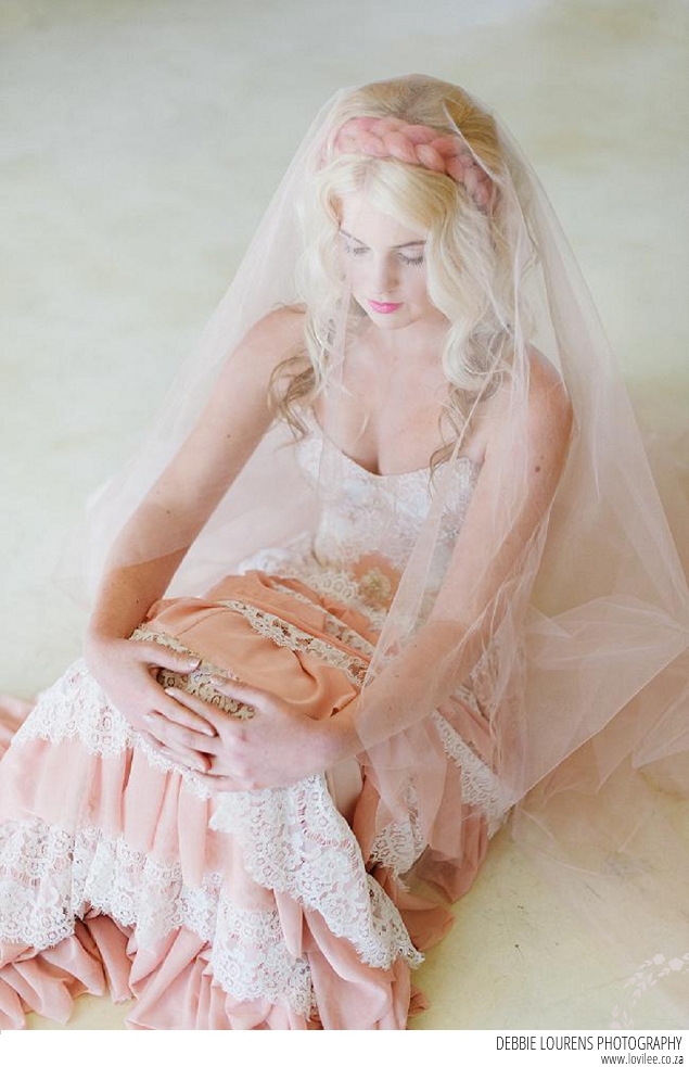 Once upoa dream bridal collection