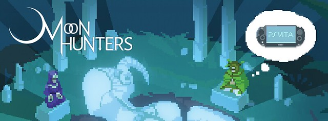 Moon Hunters Coming to PS4, PS Vita in 2015