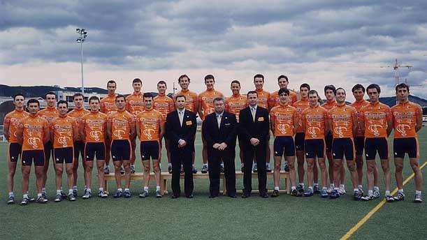 Euskaltel - Euskadi 2001