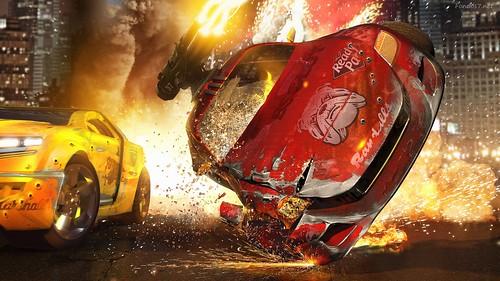 Car Racing 3d Games Wallpaper