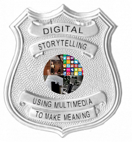 Digital Storytelling badge