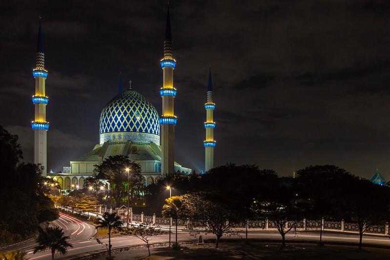 SSAS State Mosque, Shah Alam