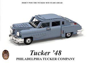 Tucker Torpedo - 1948