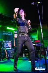 Jim Jones Revue - Oran Mor, Glasgow 26/09/14