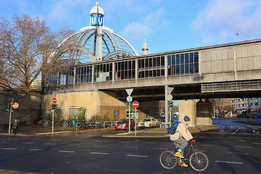 U-Bhf Nollendorfplatz, Berlin Schoeneberg, Germany, fotoeins.com