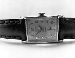 watch, strap, leather, brand,