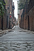 Alley in Beacon Hill (Boston)