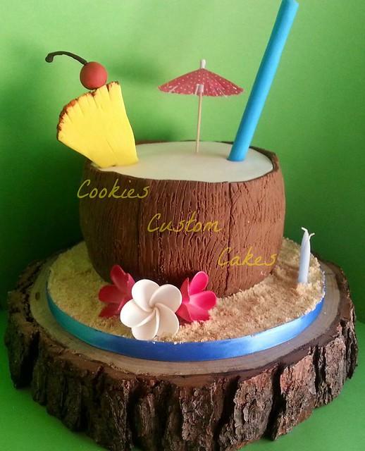 Cake by Cookies Custom Cakes