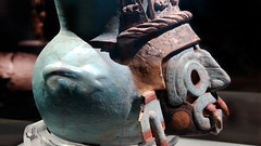 Tlaloc vessel (Mexica/Aztec)