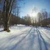 Sun, snow and fresh air. :wink: #loipegoms #Obergoms #deinbergdorf by @pgart