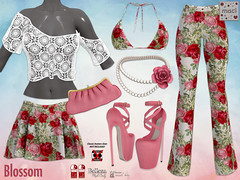 Maci ~ Blossom Outfit (Clothes pic)