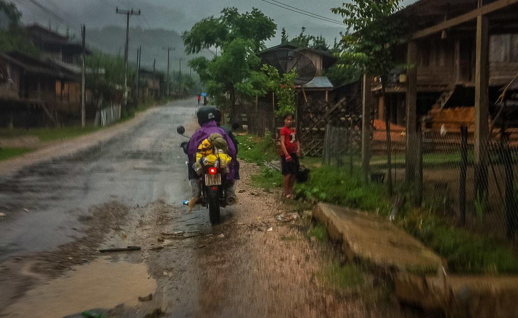 Wet Riding