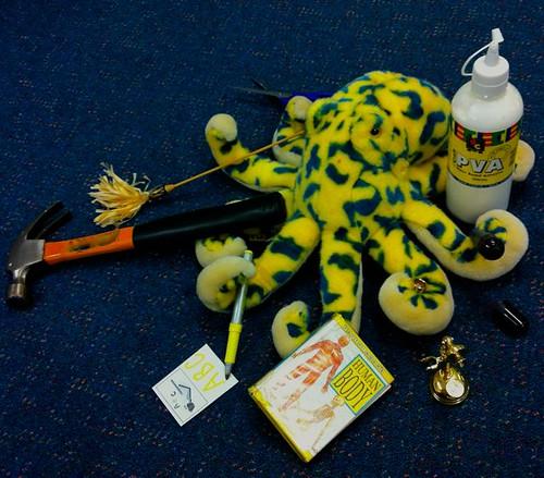 Week 24 Octopus III Amoctodexterous