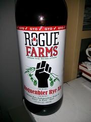 Roguenbier Rye Ale front