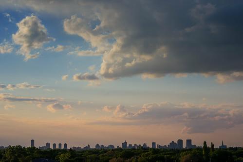 canada skyline winnipeg cityscape manitoba