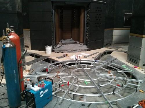 Iron Man's chamber