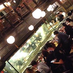 izakaya | killbill movie (tarantino) | #soba #teri…