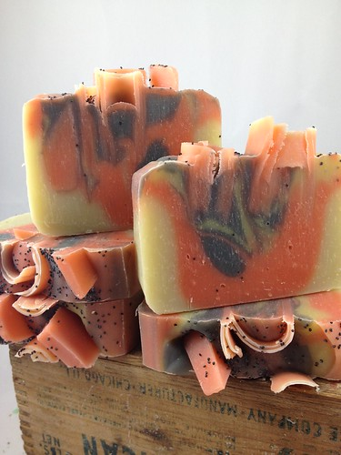 Orange Blossom Soap by The Daily Scrub