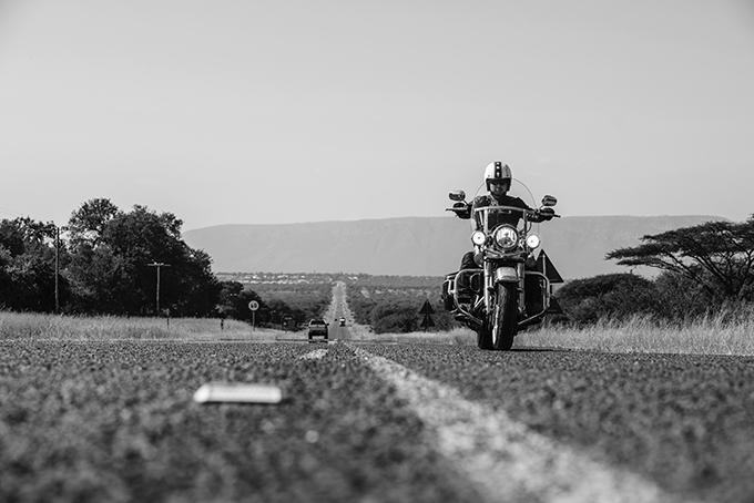 Harley Davidson Desmond Louw South Africa 0374