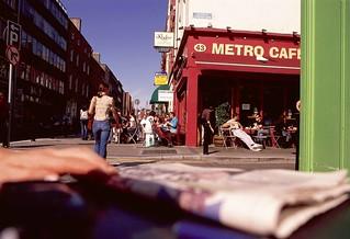 Metro Cafe.