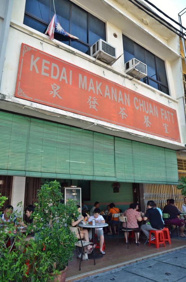 Chuan Fatt @ Pasir Puteh