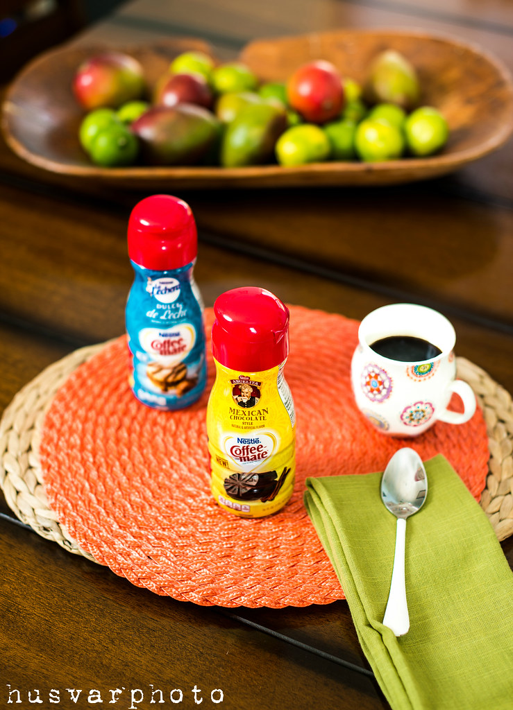 coffee-mate latin flavors in_the_know_mom husvar_photo #LatinTouchCGC