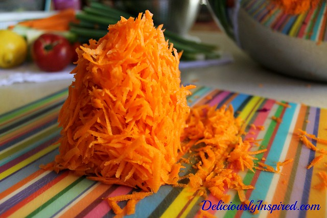 Cole Slaw-carrots