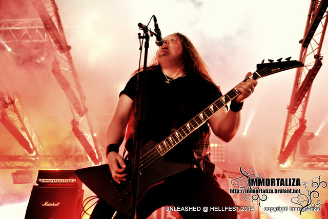 UNLEASHED @ HELLFEST OPEN AIR 22TH JUNE 2014 ALTAR 14365937889_2f06348749_z