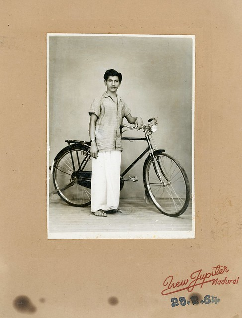 Vintage Photos from Madurai